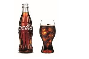 Bild: Coca Cola Glas von Riedel Glas