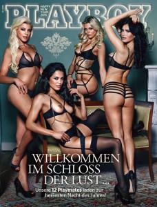 Playboy 01/2015 Deutschland Happy New Year