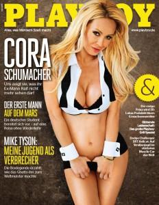 Playboy Deutschland 06/2015 Cora Schumacher