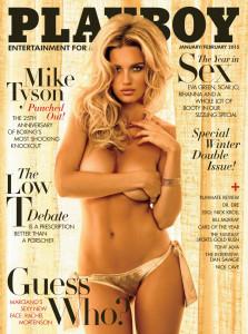 Playboy 01/02 2015 USA