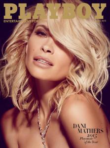 Playboy USA 06/2015 Dani Mathers Playmate of the Year