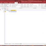Office 2016 Access