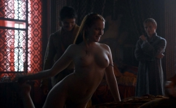 Josephine Gillan in Game of Thrones