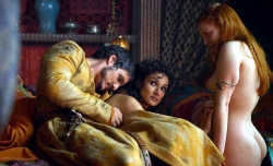 Josephine Gillan in Game of Thrones