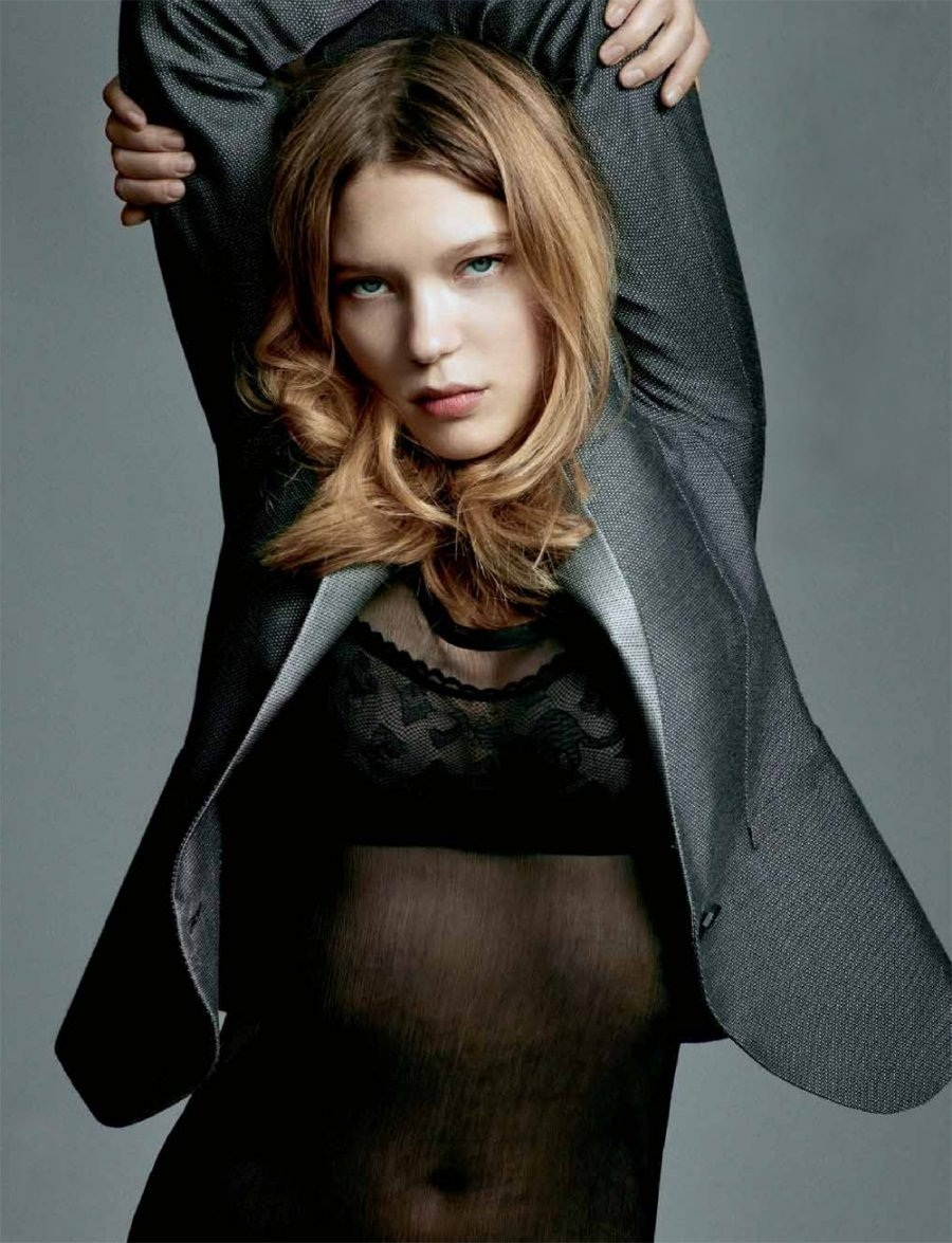 Lea Seydoux Mission Impossible