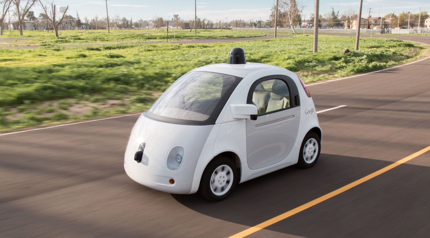 Google Self Driving Car Big Data