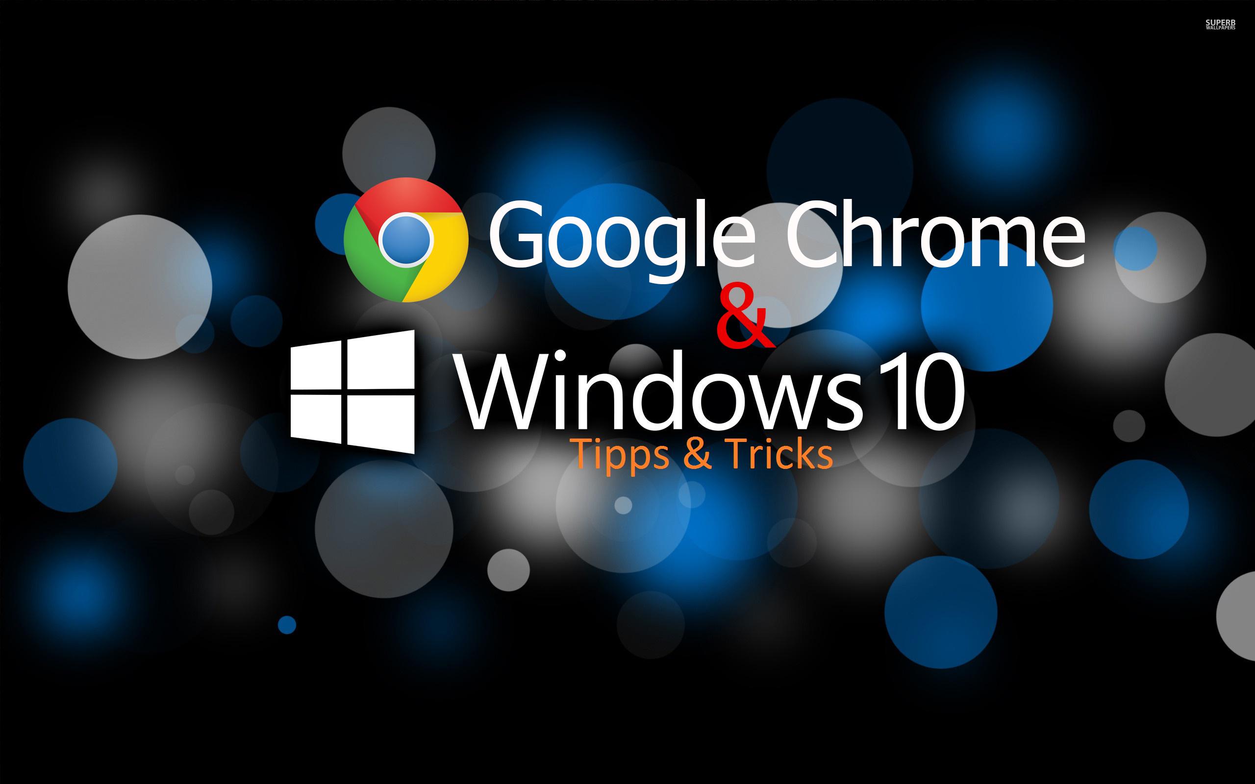 Windows 10 Amp Chrome Tastenkombinationen Jeffs Blog