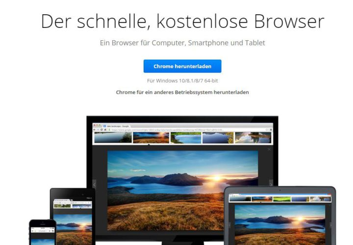 "Google Chrome mit integrierten AdBlocker ""ABER"" Coalition for Better Ads"